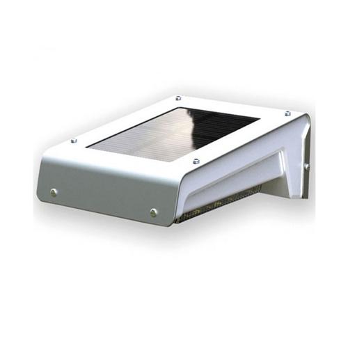 20 SMD LED Energia Solare PIR Sensore di Luce Lampada Esterno Giardino Illuminazione per Esterno Garage