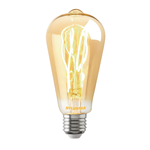 LED Retro Lampada a Incandescenza E27 ST64 5.5 W 250 lm 2000 K
